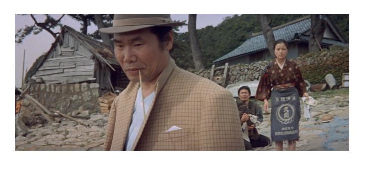 「男はつらいよ 柴又慕情(第9作)」夢のシーン