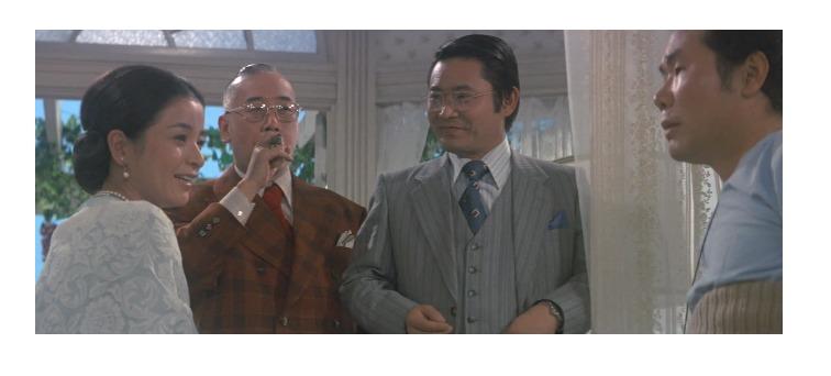 第20作「男はつらいよ 寅次郎頑張れ!」の夢のシーン