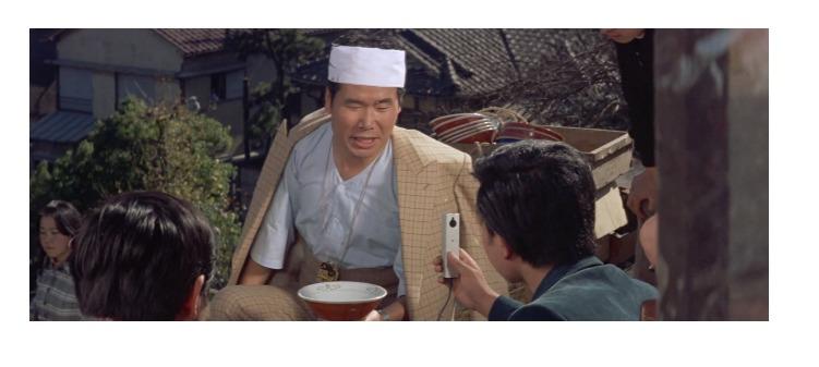 第6作「男はつらいよ 純情篇」で啖呵売した商品「食器(ラーメンのどんぶり))」