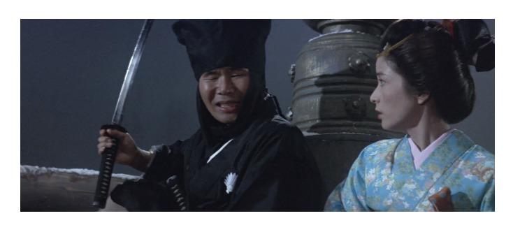 第19作「男はつらいよ 寅次郎と殿様」の夢のシーン