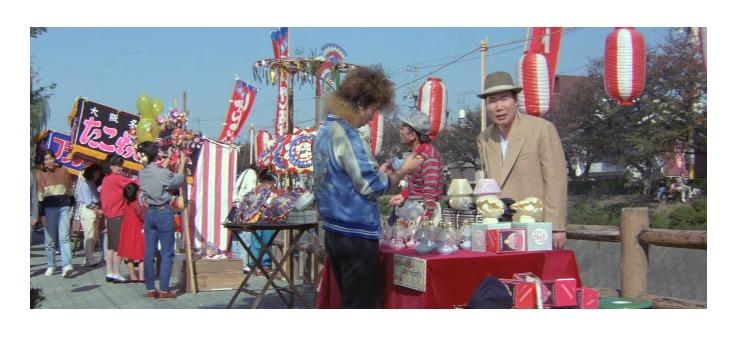 第44作「男はつらいよ 寅次郎の告白」で寅さんが啖呵売した商品「電気スタンド」