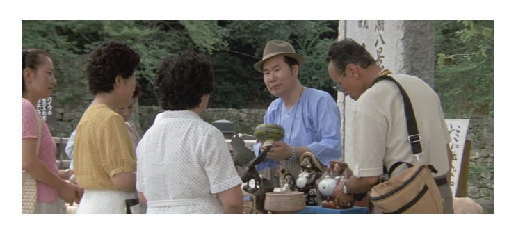 第29作「男はつらいよ 寅次郎あじさいの恋」で寅さんが啖呵売した商品「陶器」