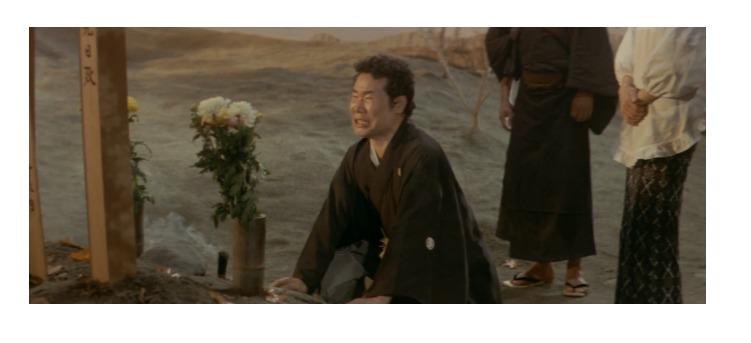 「男はつらいよ 寅次郎恋やつれ(第13作)」夢のシーン