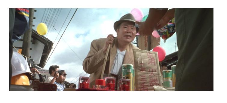 第48作「男はつらいよ 寅次郎紅の花」で寅さんが啖呵売した商品「消火器」