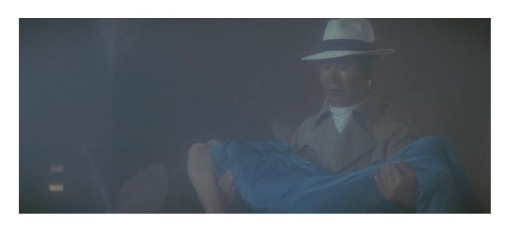 第33作「男はつらいよ 夜霧にむせぶ寅次郎」の夢のシーン