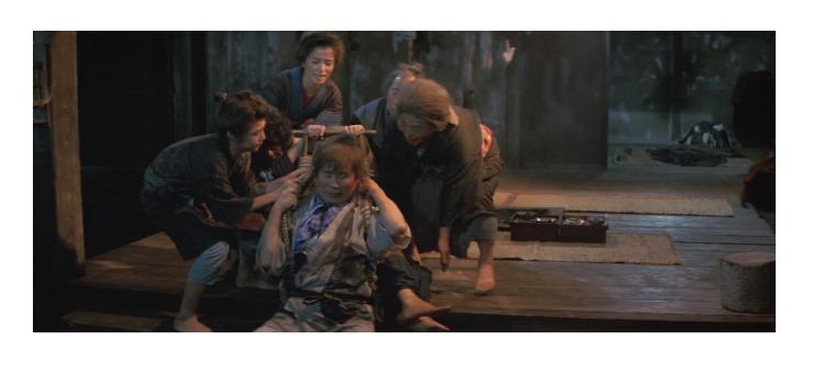 第35作「男はつらいよ 寅次郎恋愛塾」の夢のシーン