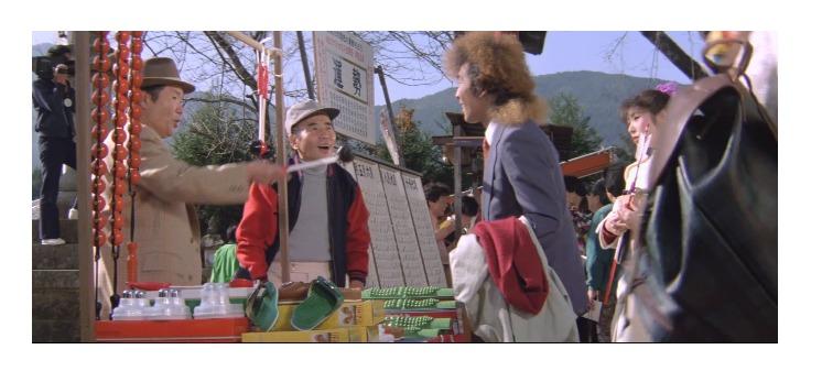 第44作「男はつらいよ 寅次郎の告白」で寅さんが啖呵売した商品「健康サンダル」
