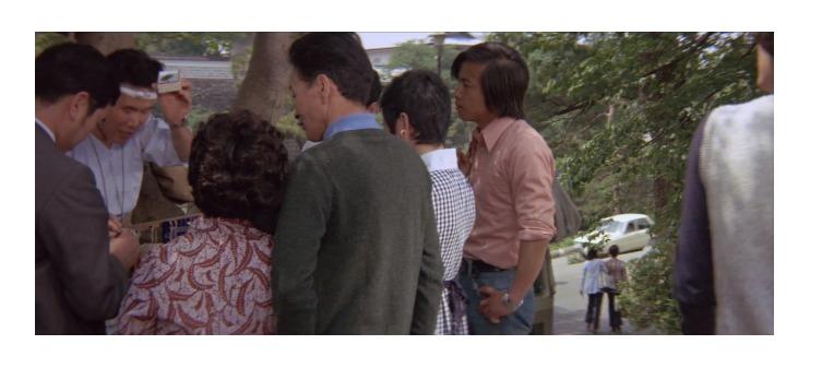 第9作「男はつらいよ 柴又慕情」で寅さんが啖呵売した商品「メノウ(金沢の名物)」