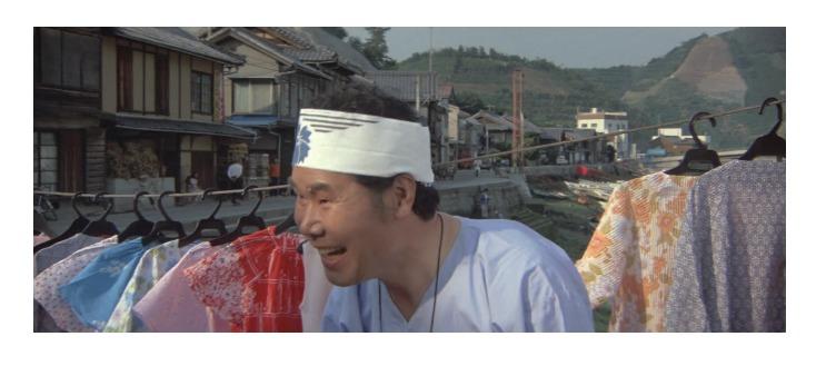 第27作「男はつらいよ 浪花の恋の寅次郎」で寅さんが啖呵売した商品「夏物ワンピース」