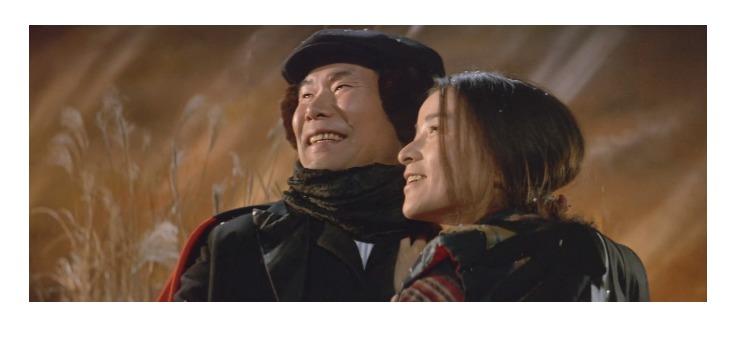 第12作「男はつらいよ 私の寅さん」の夢のシーン