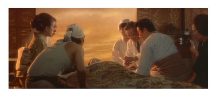 第5作「男はつらいよ 望郷篇」の夢のシーン