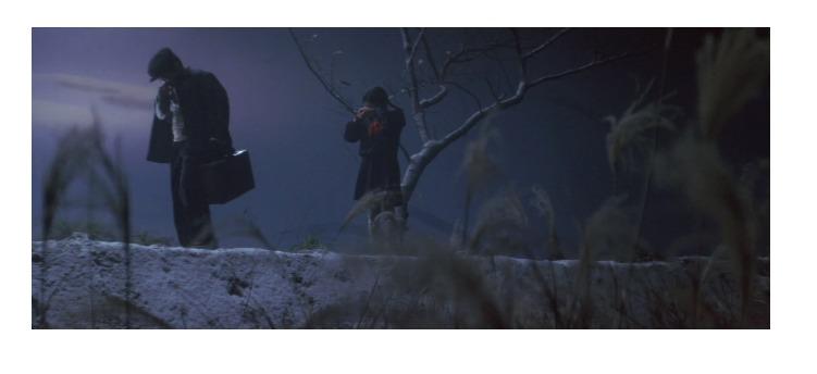第39作「男はつらいよ 寅次郎物語」の夢のシーン
