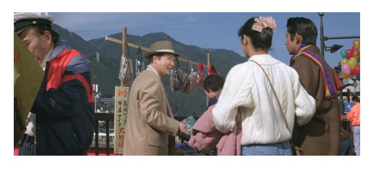 第45作「男はつらいよ 寅次郎の青春」で寅さんが啖呵売した商品「牛皮財布、高級バッグ」