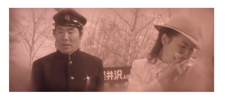 第28作「男はつらいよ 寅次郎紙風船」の夢のシーン