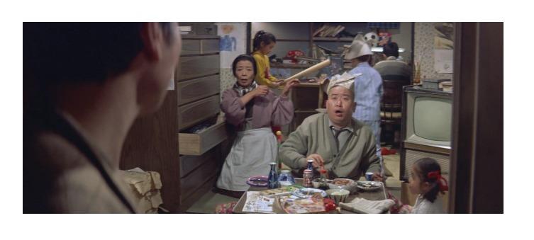 タコ社長の家族構成