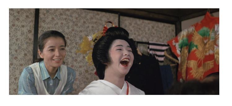 タコ社長の娘・あけみのみが登場する