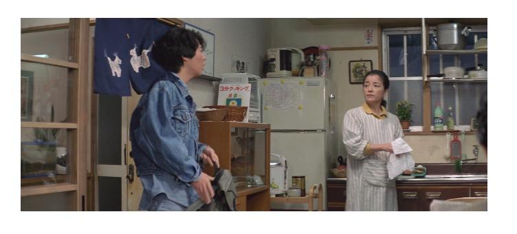第43作「寅次郎の休日」の時にまたさくらの一件家が変わる(3軒目)