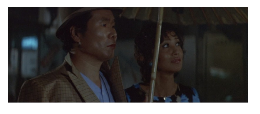 「男はつらいよ 寅次郎相合い傘(第15作)」夢のシーン