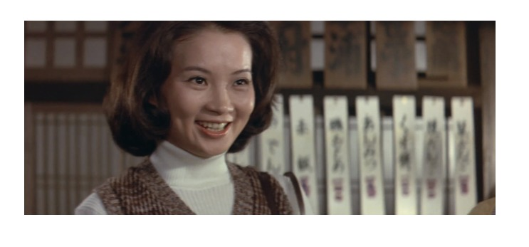 16作目マドンナ:筧礼子(女優名:樫山文枝)
