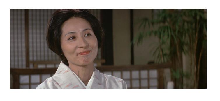 24作目マドンナ:高井圭子(女優名:香川京子)