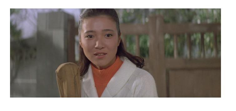 2作目マドンナ:坪内夏子(女優名:佐藤オリエ)