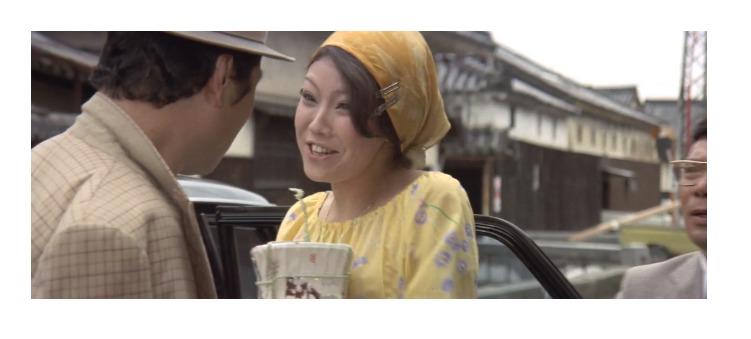 17作目マドンナ:ぼたん(女優名:太地喜和子)