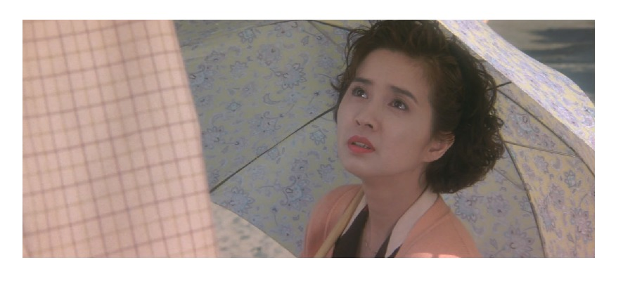45作目マドンナ:蝶子(女優名:風吹ジュン)