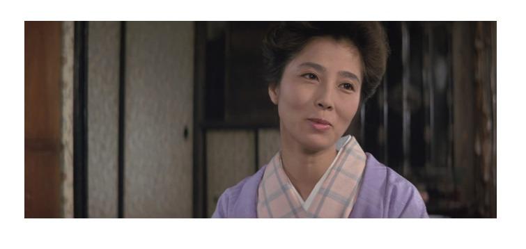 34作目マドンナ:富永ふじ子(女優名:大原麗子)