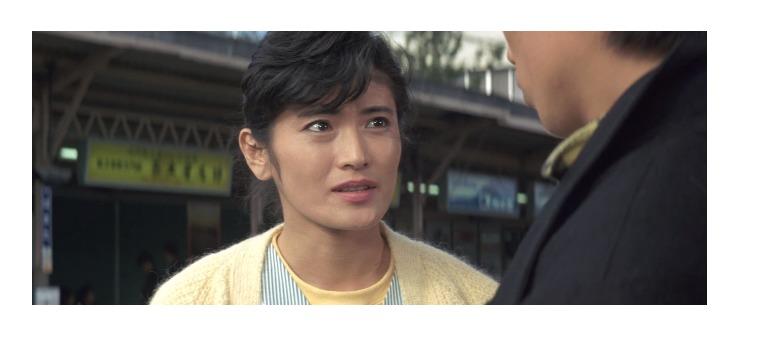37作目マドンナ:島崎美保(女優名:志穂美悦子)