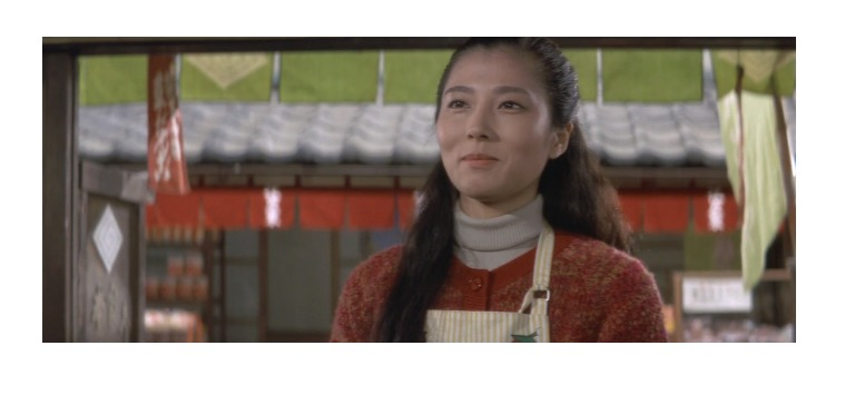 22作目マドンナ:水野早苗(女優名:大原麗子)