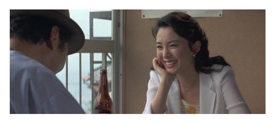 27作目マドンナ:浜田ふみ(女優名:松坂慶子)