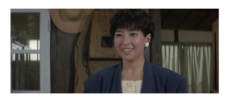 38作目マドンナ:上野りん子(女優名:竹下景子)
