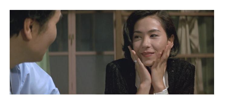 33作目マドンナ:小暮風子(女優名:中原理恵)