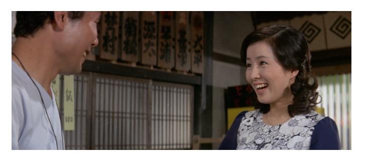 9作目マドンナ:高見歌子(女優名:吉永小百合)