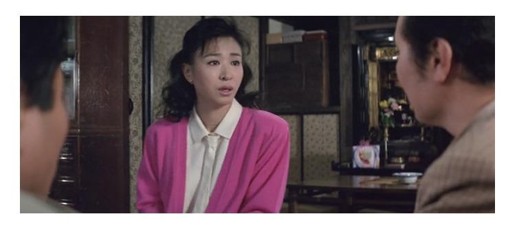 40作目マドンナ:原田真知子(女優名:三田佳子)