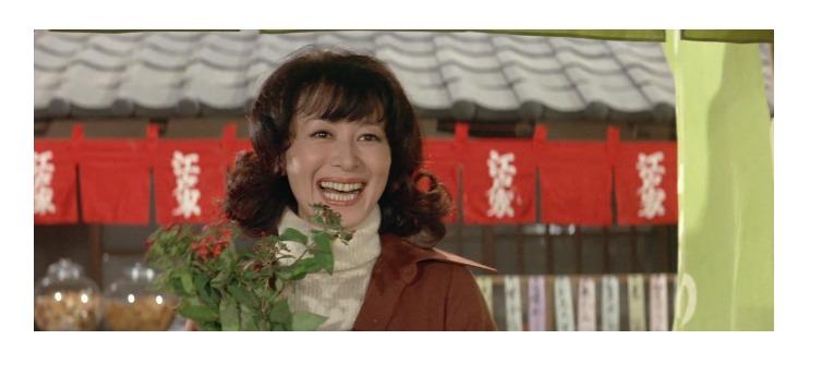 12作目マドンナ:柳りつ子(女優名:岸惠子)