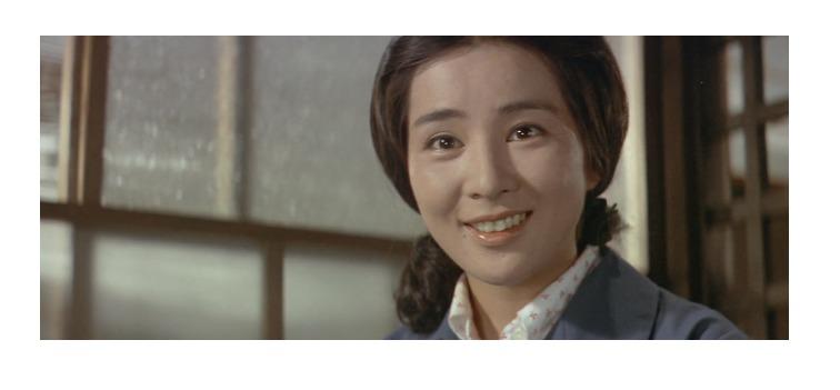 13作目マドンナ:高見歌子(女優名:吉永小百合)